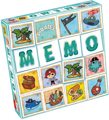 Pirates - Memo