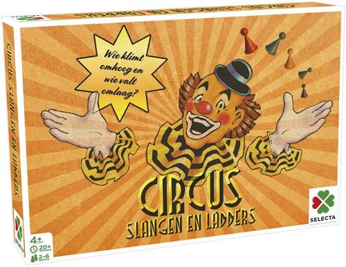 Spellen van Toen - Circus / Slangen en Ladders