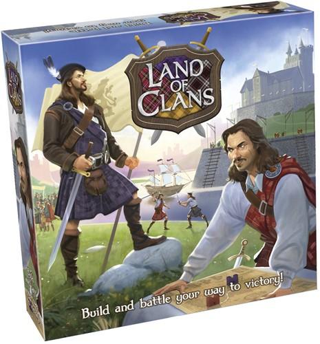 Land of Clans - Bordspel