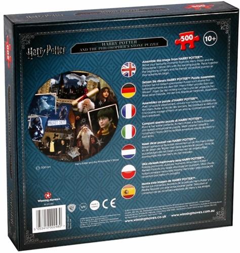 Harry Potter Philosophers Puzzel (500 stukjes)-2