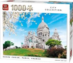 Sacre Coeur Paris Puzzel (1000 stukjes)