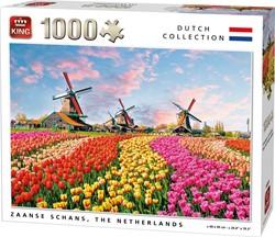 Zaanse Schans Puzzel (1000 stukjes)