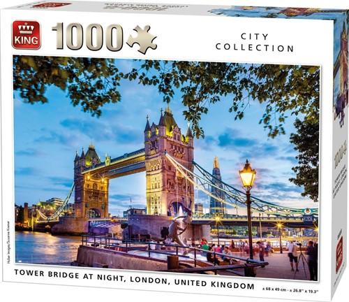 Tower Bridge Puzzel (1000 stukjes)