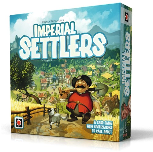 Imperial Settlers (Engels) (Doos beschadigd)