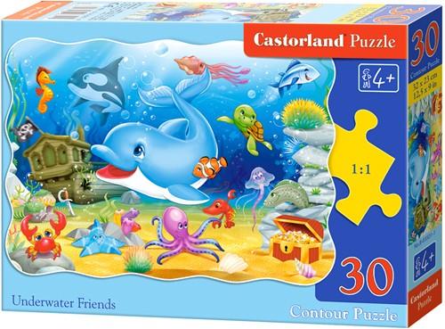 Underwater Friends Puzzel (30 stukjes)