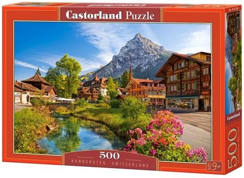 Kandersteg, Switzerland Puzzel (500 stukjes)