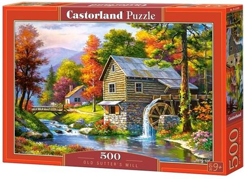 Old Sutter's Mill Puzzel (500 stukjes)