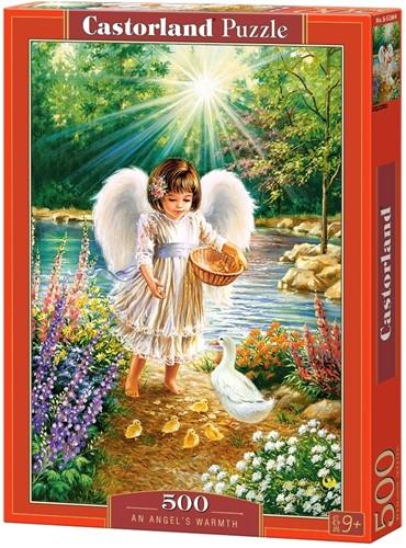 An Angel's Warmth Puzzel (500 stukjes)