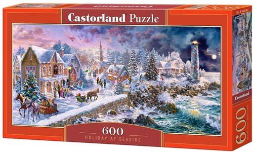 Holiday at Seaside Puzzel (600 stukjes)