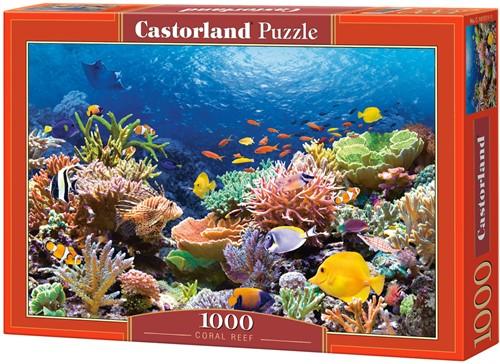 Coral Reef Fishes Puzzel (1000 stukjes)