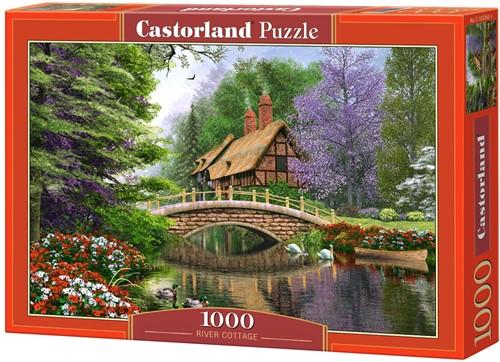 River Cottage Puzzel (1000 stukjes)