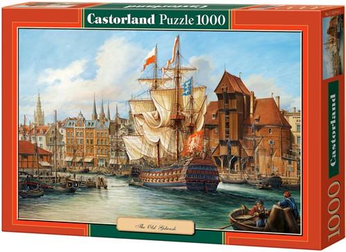 The Old Gdansk Puzzel (1000 stukjes)