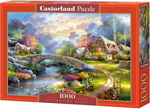 Springtime Glory Puzzel (1000 stukjes)