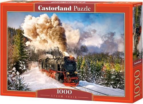 Steam Train Puzzel (1000 stukjes)