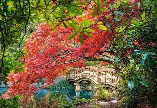 Japanese Garden Puzzel (1000 stukjes)-2