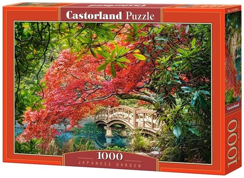 Japanese Garden Puzzel (1000 stukjes)-1
