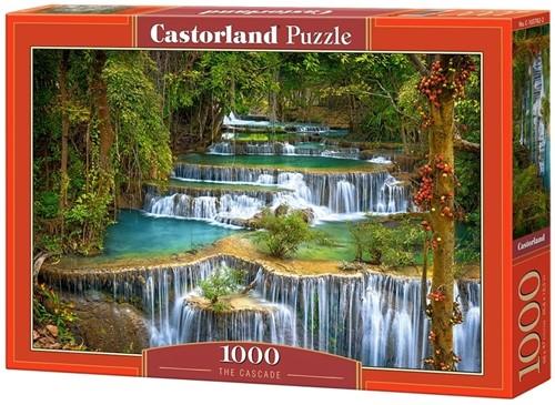 The Cascade Puzzel (1000 stukjes)