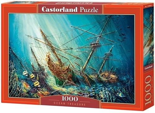 Ocean Treasure Puzzel (1000 stukjes)