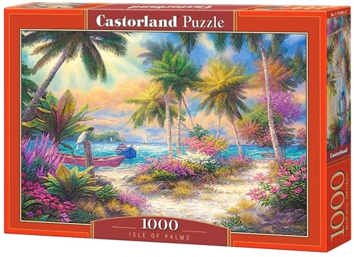 Isle of Palms Puzzel (1000 stukjes)
