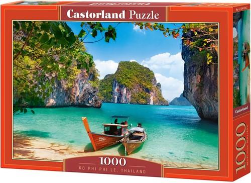 Ko Phi Phi Le, Thailand Puzzel (1000 stukjes)