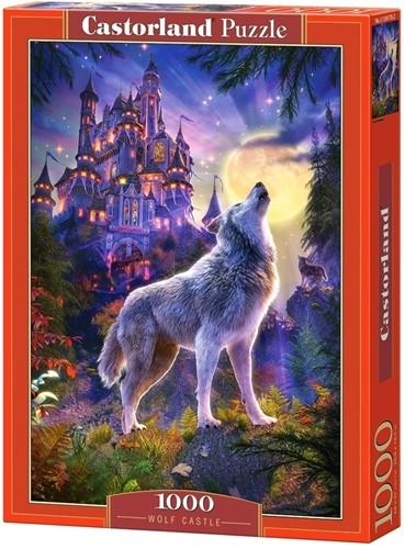 Wolf Castle Puzzel (1000 stukjes)