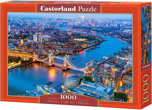 Aerial View of London Puzzel (1000 stukjes)
