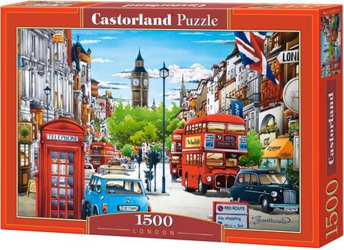 London Puzzel (1500 stukjes)