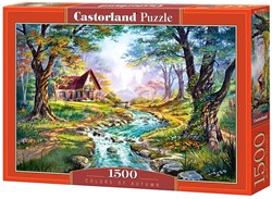 Colors of Autumn Puzzel (1500 stukjes)