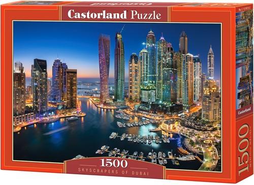 Skyscrapers of Dubai Puzzel (1500 stukjes)