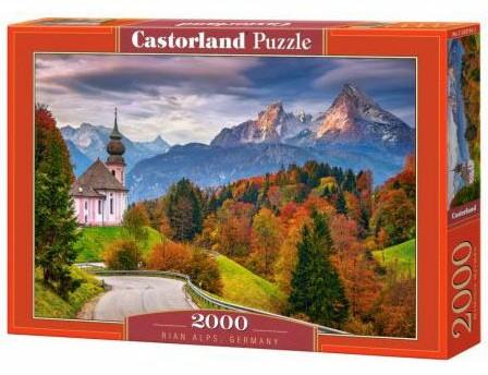 Rian Alps, Germany Puzzel (2000 stukjes)