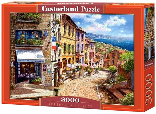 Afternoon in Nice Puzzel (3000 stukjes)