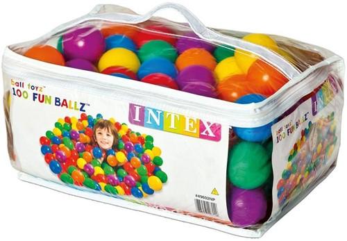 Intex Ballenbak Ballen - 6,5 cm (100 stuks)-1