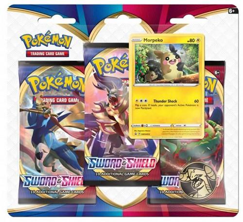 Pokemon - Sword & Shield Boosterblister
