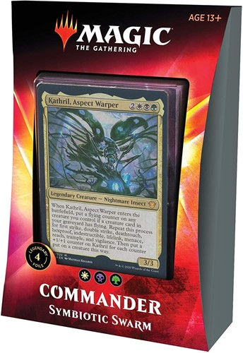 Magic The Gathering - Ikoria Lair of the Behemoths Commander Symbiotic