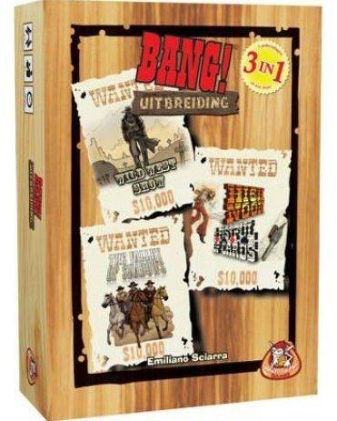 Bang! - Uitbreiding 3 in 1 (demo spel)