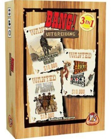 Bang! - Uitbreiding 3 in 1