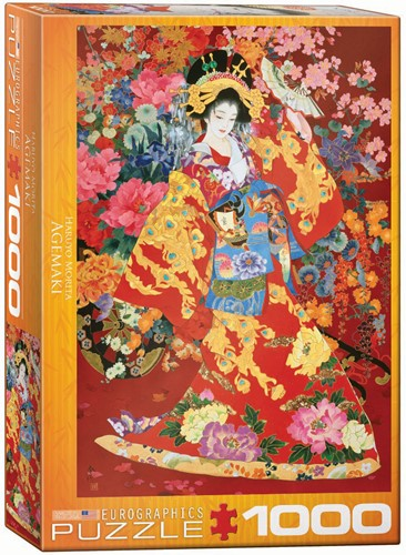 Agemaki - Haruyo Morita Puzzel (1000 stukjes)