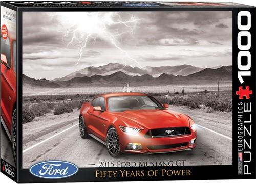 Fifty Years of Power - 2015 Puzzel (1000 stukjes)