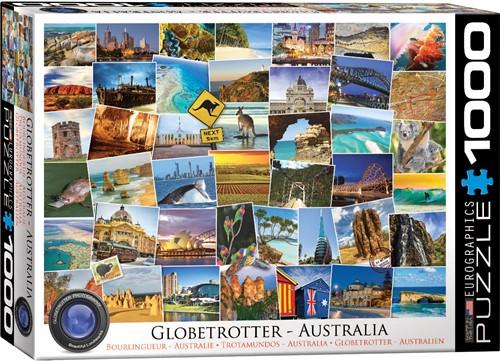 Australia - Globetrotter Puzzel (1000 stukjes)