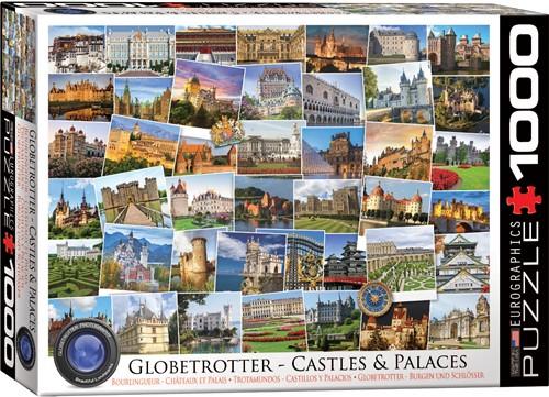 Globetrotter - Castles and Palaces Puzzel (1000 stukjes)