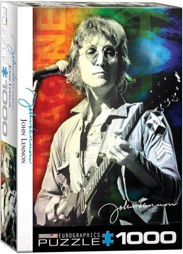 John Lennon Live in New York Puzzel (1000 stukjes)