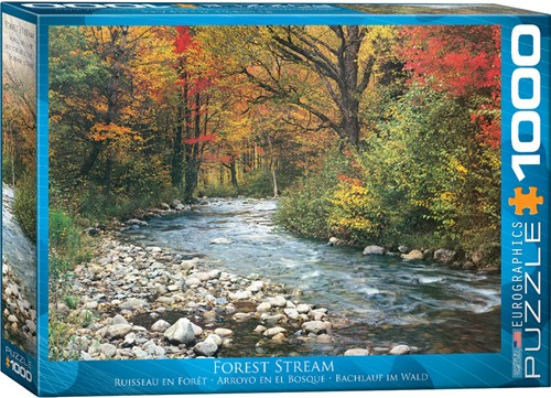 Forest Stream Puzzel (1000 stukjes)