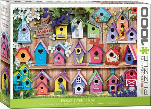 Home Tweet Home Puzzel (1000 stukjes)