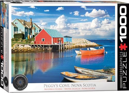 Peggy's Cove Nova Scotia Puzzel (1000 stukjes)