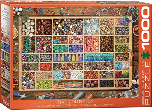 Bead Collection Puzzel (1000 stukjes)