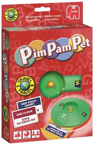 Pim Pam Pet - Reisspel