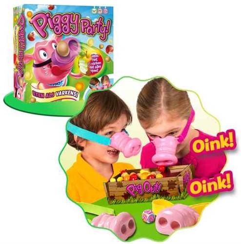 Piggy Party Spel-2