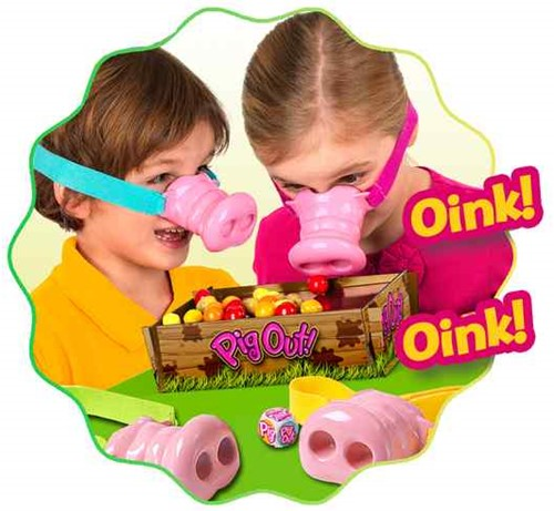 Piggy Party Spel-3