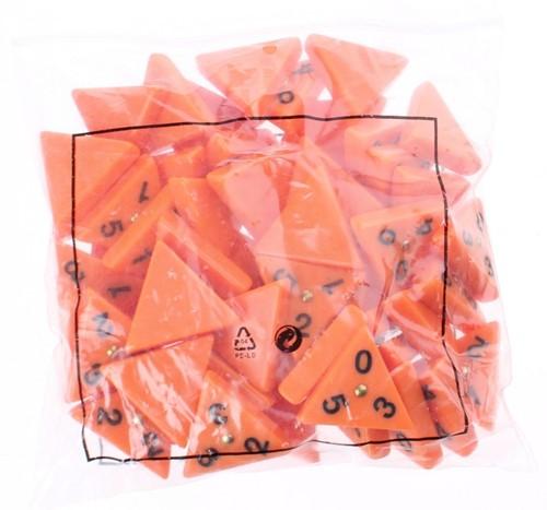 Triominos Sunshine (Oranje)-2