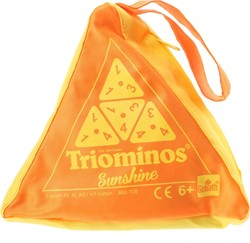 Triominos Sunshine (Oranje)